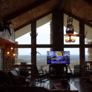 Hunting Lodge in Texas