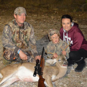 Deer Hunting in Texas
