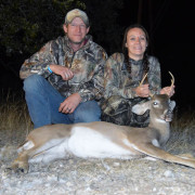 Whitetail Deer Hunting Texas