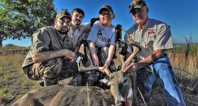 Texas Trophy Deer Hunting