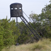Texas Hunting Stand